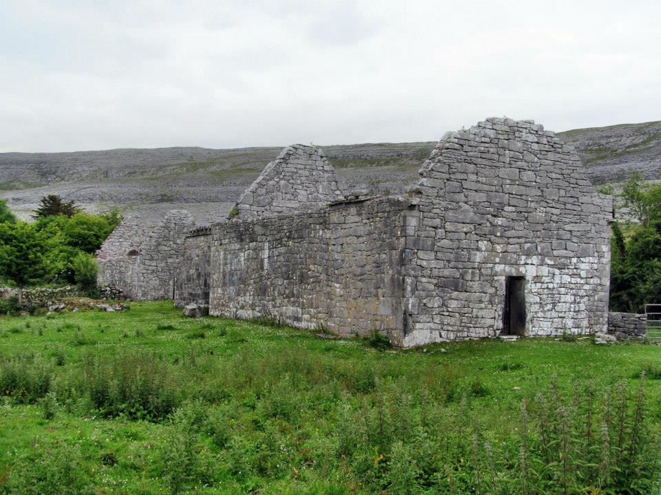 Oughtmama, the Burren, Co Clare