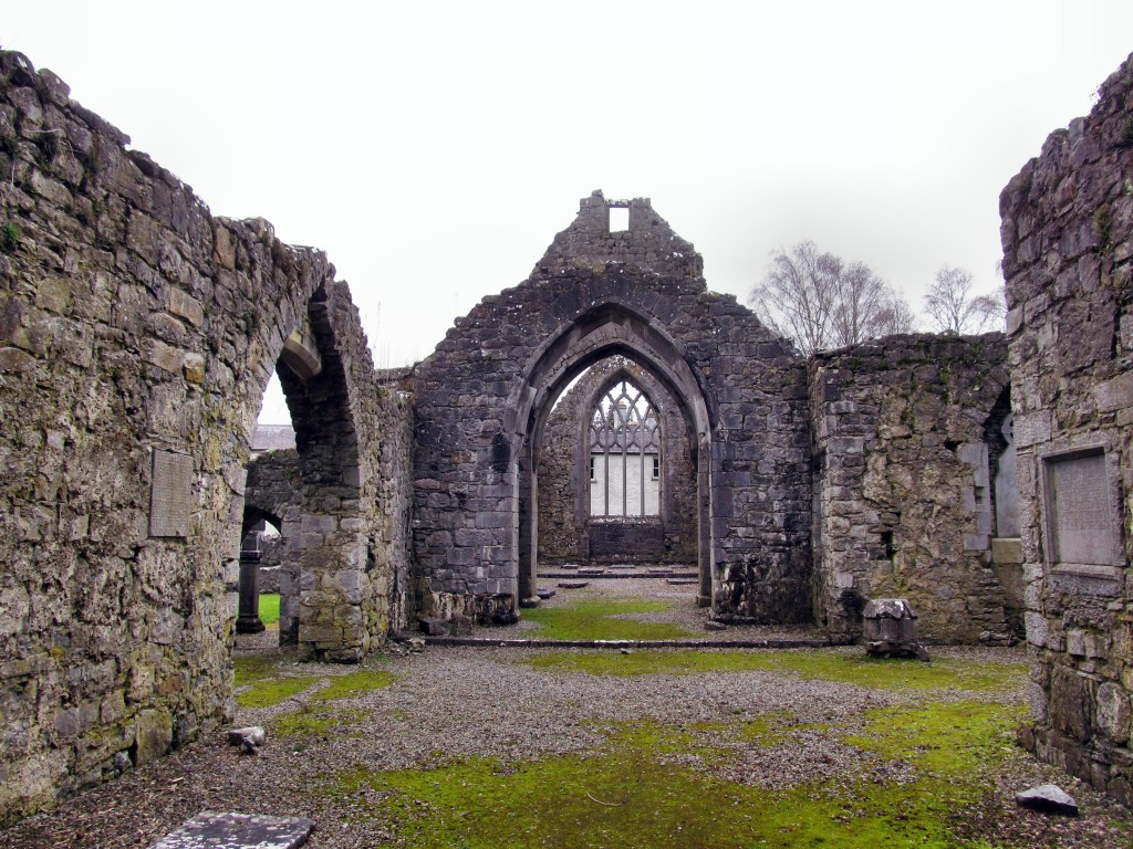 Portumna Friary, Co Galway