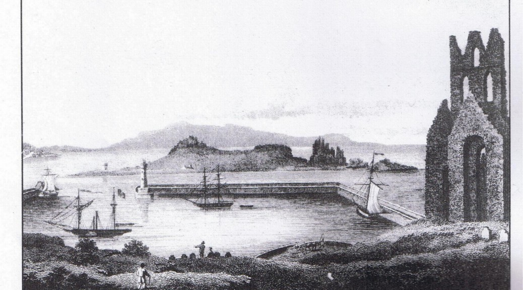 Howth harbour 1818